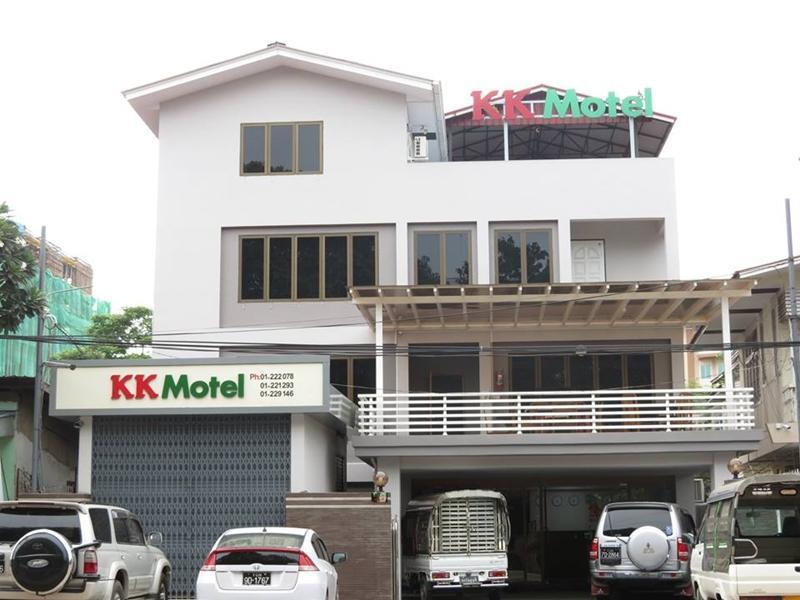 KK モーテル1