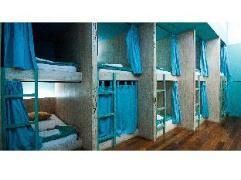 Nau Here Hostel   Indonesia Hotel