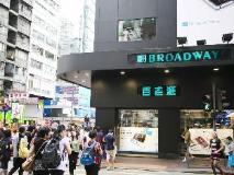 A-Inn Hong Kong: surroundings