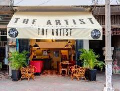 The Artist Guesthouse | Cheap Hotels in Phnom Penh Cambodia
