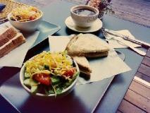 Hostel Samcheongdong: coffee shop/cafe