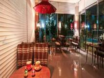 Jeju Hue Resort: coffee shop/cafe