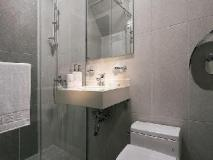 Jeju Hue Resort: bathroom