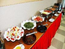 Jeju Hue Resort: buffet
