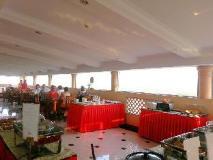 Grand Laurel Hotel: buffet