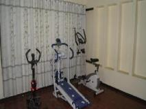 Good Time Hotel: fitness room