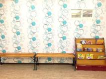 Hotel Skoal: interior