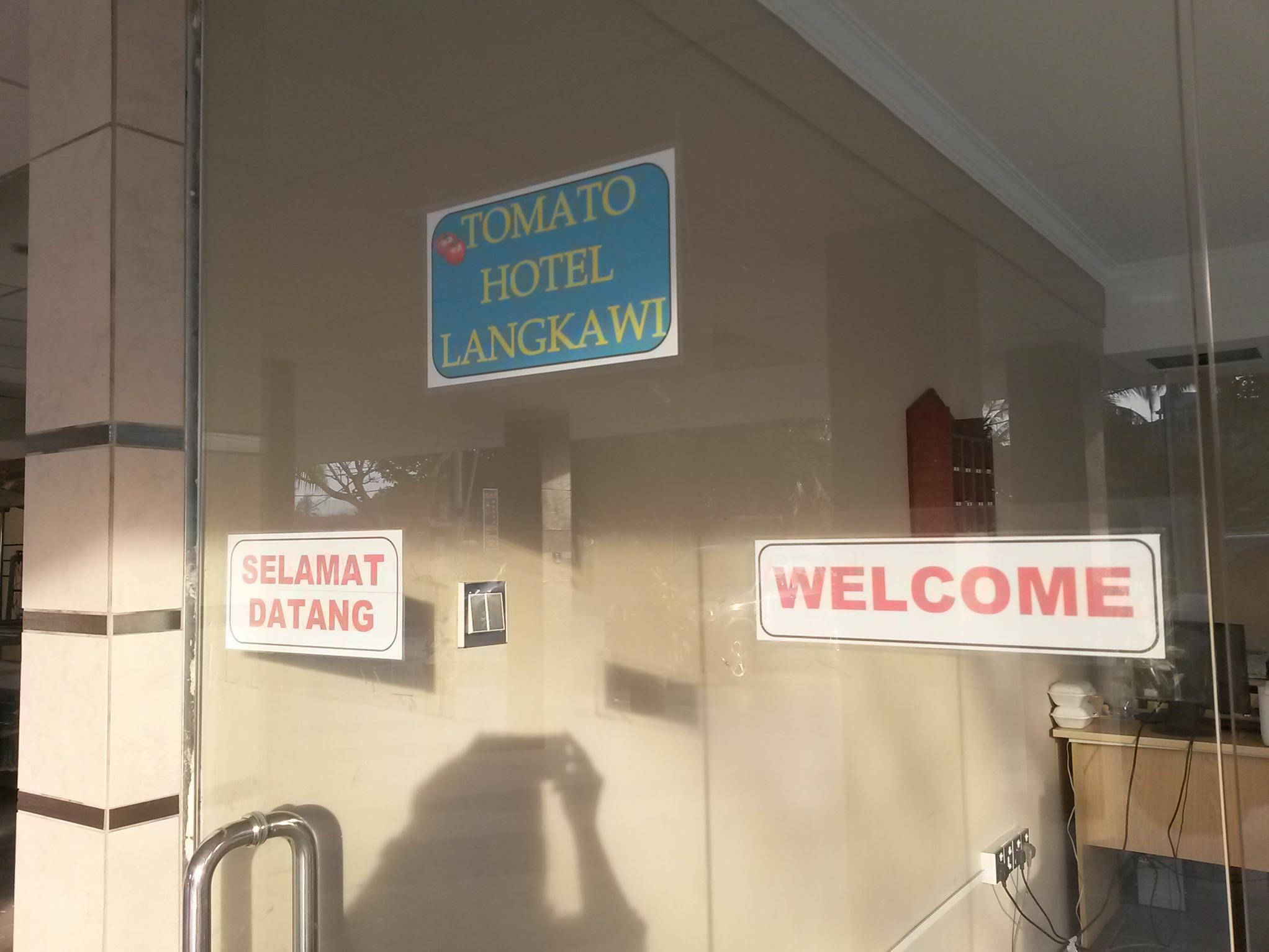 トマト ホテル ランカウイ11