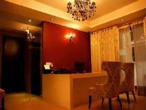Cotts Villa: reception