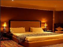 Cotts Villa: guest room