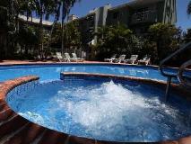 Aloha Lane Holiday Apartments: spa