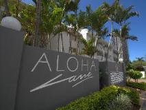 Aloha Lane Holiday Apartments: exterior