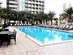 UAE Hotel Discounts   Dubai Apartments - The Greens - Golf Tower