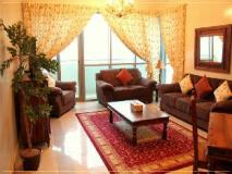 Dubai Apartments - The Greens - Golf Tower: guest room