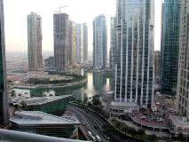 Dubai Apartments - JLT - Lake Terrace Tower: view
