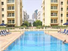 Dubai Apartments - The Greens - Al Sammar | United Arab Emirates Budget Hotels