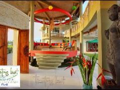 Bali Floating Leaf Eco-Retreat   Indonesia Hotel
