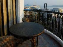 Pousada De Sao Tiago Hotel: balcony/terrace
