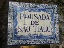 Pousada De Sao Tiago Hotel: entrance