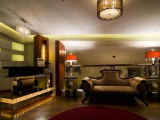 Pousada De Sao Tiago Hotel Macao - Recepción