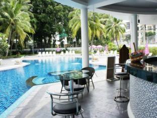 Welcome Plaza Hotel Pattaya - Swimming Pool