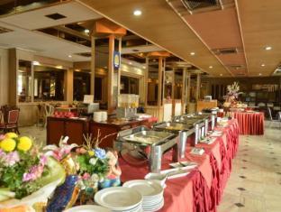 Welcome Plaza Hotel Pattaya - breakfast