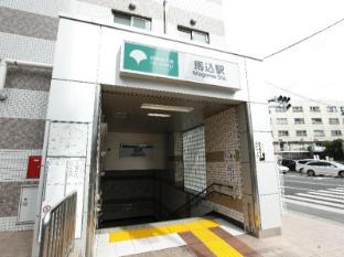 Tokyo Inn Τόκιο - Περιβάλλων χώρος