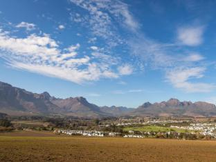 Protea Hotel Stellenbosch Stellenbosch - Kilátás
