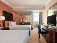 Pokój Deluxe z dwoma osobnymi łóżkami, z widokiem na morze