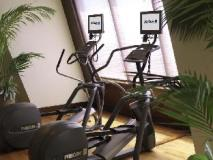 Radisson Blu Resort Sharjah: fitness room