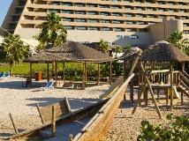 Radisson Blu Resort Sharjah: playground
