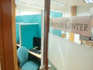 El Cielito Hotel Makati Manila - Business Center