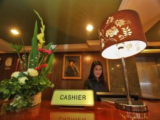 Hotel Rembrandt Quezon City Manila - Reception