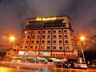 Hotel Rembrandt Quezon City Manila - Hotel Rembrandt Facade