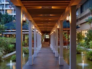 Cinnamon Grand Colombo Colombo - Hotellet från insidan