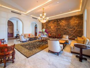 Galle Face Hotel Colombo - The Lobby with Mural