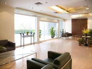 The Anne Black – YWCA Hotel Hongkong - Empfangshalle