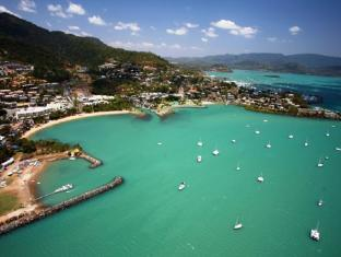 Airlie Beach Hotel Whitsunday Islands - View
