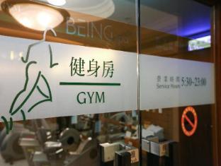 长荣桂冠酒店 台北市 - 健身房