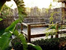 Taipei Fullerton Hotel-South: garden