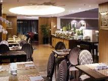 Taipei Fullerton Hotel-South: restaurant