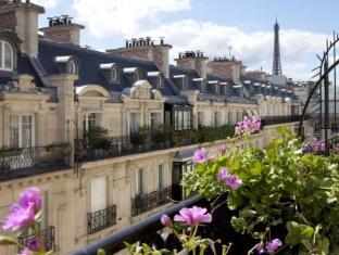 West End Hotel Paris - View