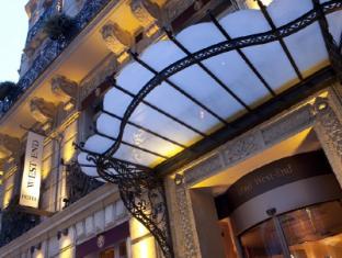 West End Hotel Paris - Hotel Entrance