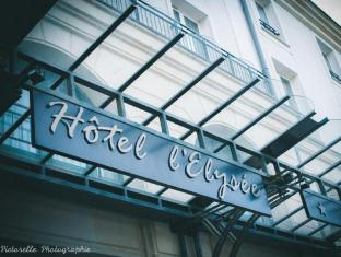 Hotel l'Elysee Val d'Europe Paris - Exterior