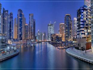 두바이 아파트먼트 - 마리나 - 아리 마리나 뷰