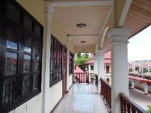 Dokban Hotel: balcony/terrace