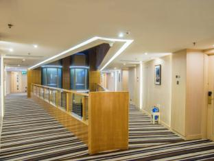 Metropark Hotel מקאו - בית המלון מבפנים