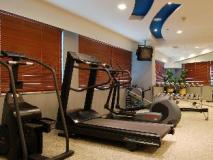 Grandview Hotel: fitness room