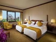 Soba Deluxe s pogledom na resort