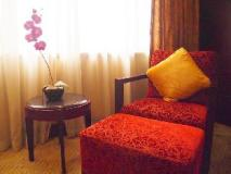 Presidente Hotel: suite room